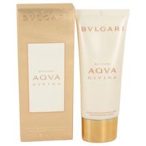 Bvlgari Aqua Divina by Bvlgari Body Lotion 3.4 oz for Women #535119 - $28.14