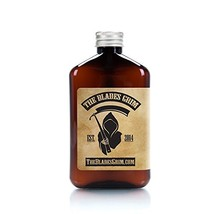 The Blades Grim – Pre-Shave Oil, Handmade in the USA Smolder, 8.45oz image 1