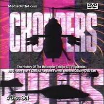 Choppers Complete 13 Part TV Series 4 DVD Set All Regions - $49.95