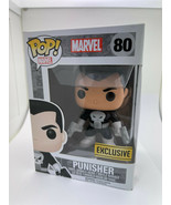 Funko Pop! Marvel Punisher #80 Vaulted Exclusive Sticker with Protector - $35.30