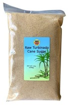 Premium Raw Gold Turbinado Cane Sugar 5 Pounds - $45.43