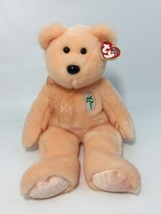 "Ty Large Plush Beanie Buddy Dearest Bear 14"" Mother's Day Gift - $19.59"