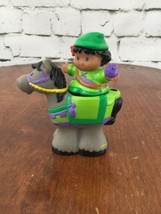 Fisher Price Little People Castle Horse Robin Hood Knight - $11.88