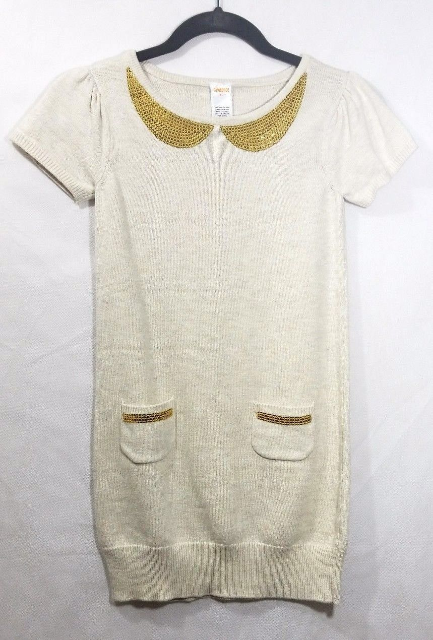 cb54a0edaaa Gymboree Holiday Shine Gold Sequin Sweater and 50 similar items. 57