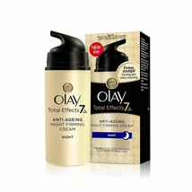 20 gm Olay Total Effects 7-In-1 Anti Ageing Night Firming Skin Cream - $14.25