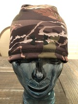 Under Armour STORM Camo Beanie Cap Hat Lid Hunting Camping Military #130... - $24.75