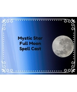 FULL MOON SPELL CAST WED SEPT 2, 2020  CUSTOMIZED LOVE SPELL 7 WISHES - $77.00