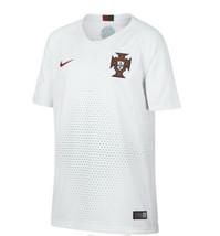 Nike Portugal Christiano Reynaldo Home Jersey Youth Shirt M World Cup 20... - $17.81