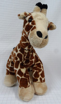 "BUILD A BEAR Brown BLACK Giraffe 2012 Safari JUNGLE 17"" STUFFED Plush BA... - $24.75"