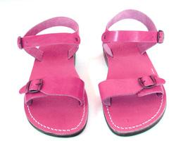 Leather Sandals for Men and Women KIBUTZ by SANDALIM Biblical Greek Summ... - $39.44 CAD+