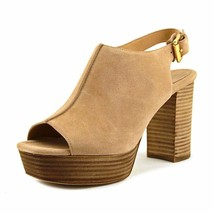 Michael Michael Kors Piper Sling Women Slingback Platform Sandals - $69.94