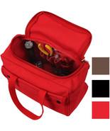 Canvas Tool Bag U Shaped Zipper Easy Open Carry Tote Handles Mechanics M... - $15.39