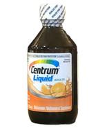 Centrum Adult Multivitamin Liquid Orange Tangerine 8 Fl Oz 17 Nutrients - $39.38