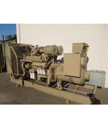 Cummins 500kw/625KVA 480/277 Volts 3ph Standby Diesel AC Generator Set Used - $40,000.00