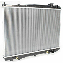 RADIATOR IN3010109, CUC1404 FITS 90 91 92 93 INFINITI Q45 A/T V8 4.5L image 2