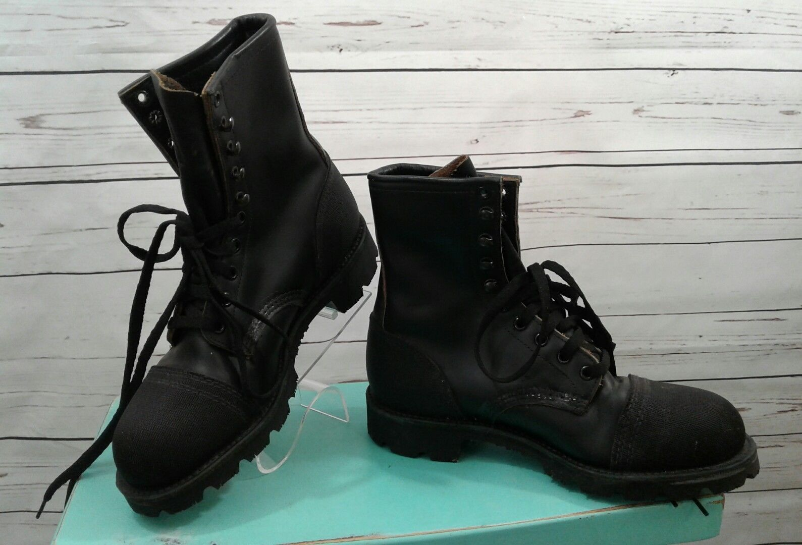 8538d37fee25 Red Wing 4420 Men s black boot 7D Steel Toe and 50 similar items. S l1600
