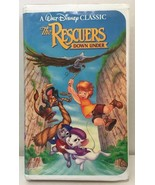 The Rescuers Down Under (VHS, 1991) - $74.25