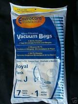 28 Designed To Fit Royal Dirt Devil J Vacuum Bags - $32.48