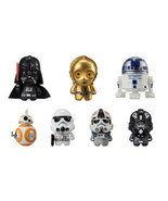 Star Wars ColleChara Mini Figure Collection - $11.99+