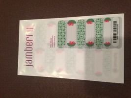 Jamberry Nails (new) 1/2 sheet WELSH PRIDE 0916 - $8.42