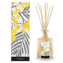 Fragonard Mimosa ROOM DIFFUSER & 10 STICKS - 6.7oz/200ml (Bottle) - €87,62 EUR
