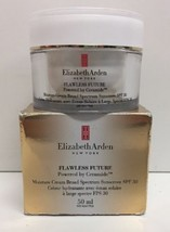 (New) Elizabeth Arden New York Flawless Future Moisture Cream SPF 30 PA - 50 ml - $17.99