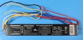 Sylvania Quicktronic Ballast QTP 2X40T12/UNV RS SC - $10.00