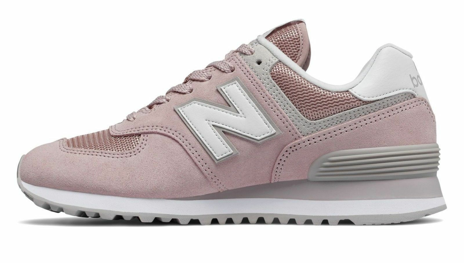 New Balance WL574ESP 574 Faded Rose Pink Lifestyle Women Sneakers image 3