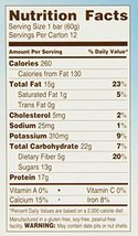 Rise Bar Non-GMO, Gluten Free, Soy Free, Real Whole Food, Whey Protein Bar 17g,  image 2