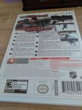 Nintendo Wii NHL 2K9 image 3