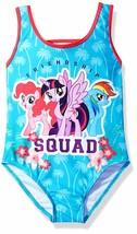 My Little Pony Crepúsculo UPF-50 Baño Traje de Baño Nuevo con Etiqueta Niña - $20.96