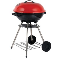 "Brentwood Appliances 17"" Portable Charcoal Bbq Grill With Wheel... - £45.28 GBP"