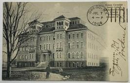 Old Postcard Lyman Cornelius Smith College Applied Science Syracuse Univ... - $12.69