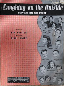 Primary image for Laughing on the Outside - Sheet Music
