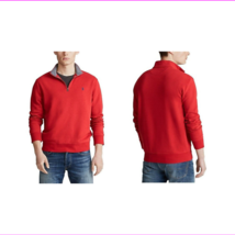 Polo Ralph Lauren Performance Jersey Half Zip Pullover Red Size XL - $67.10