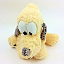 "Disney Pluto Dog Furry Pastel Floppy Plush Stuffed Animal 16"" Long Pile - $19.34"