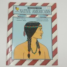 Native Americans Thematic Unit Study Teacher Created Materials history - $8.99