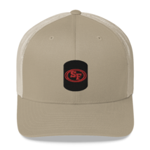 San Francisco Hat // 49ers Hat // Trucker Cap image 10