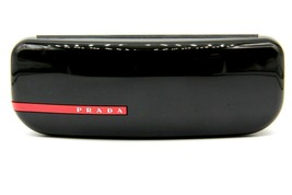 NEW PRADA SPORT EYEGLASSES EYEGLASSES OPTICAL HARD BLACK CASE ONLY - $11.87