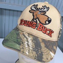 Young Buck YOUTH Camo Hunting Buck Wear Baseball Cap Hat - $13.94