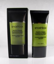 Smashbox Foundation Primer Photo Finish Color Correcting Adjust 30ML New In Box - $22.00