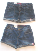 Arizona Jean Co. Girls Shorties Adjustable Waist in Sizes 14.5 and 18.5 NWT - $15.99