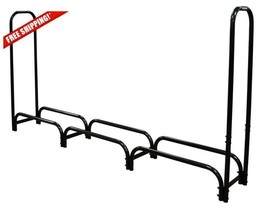 Landmann Firewood Log Rack With Cover, 8 Ft Us - $58.09