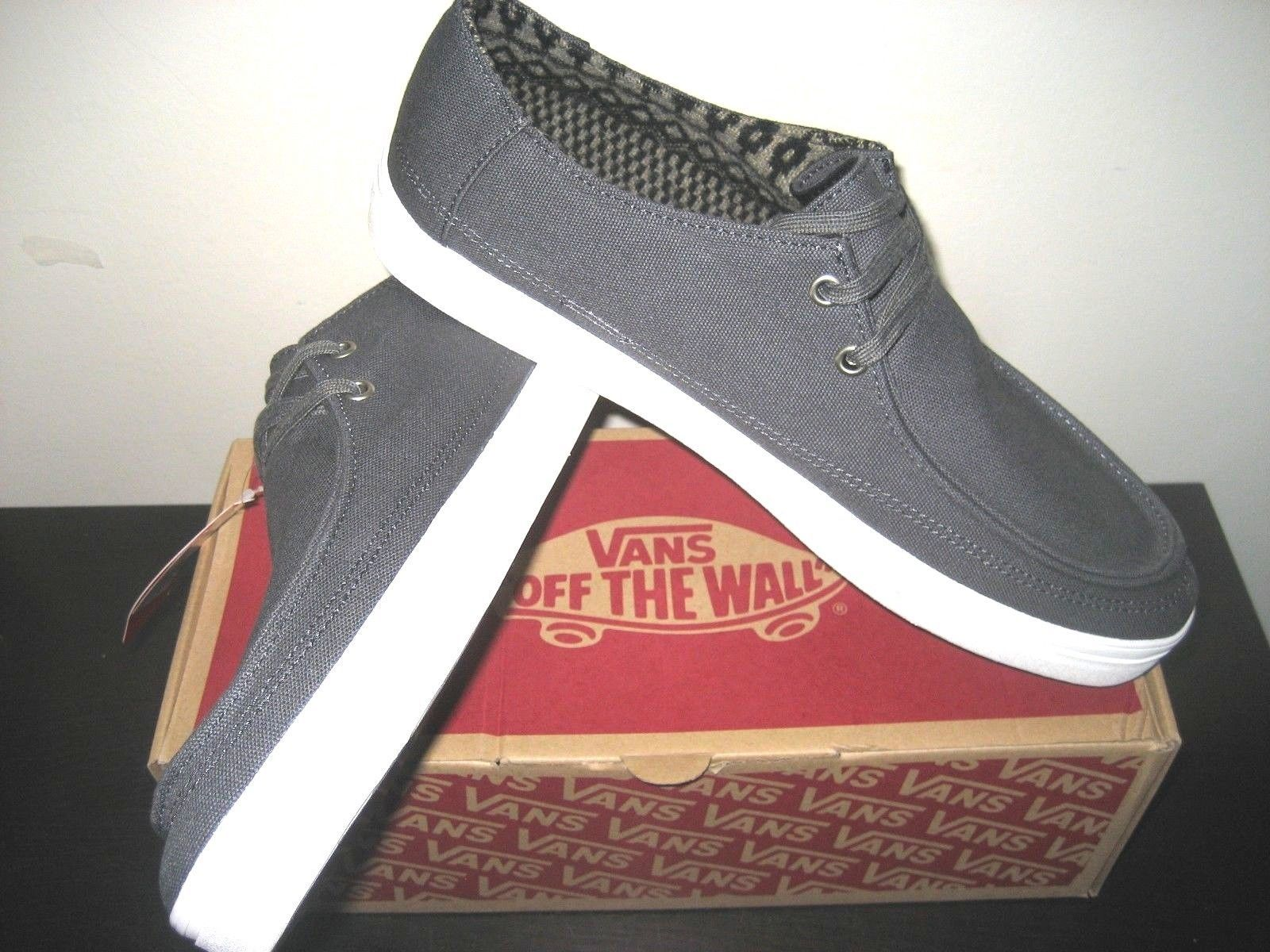 Vans Mens Rata Vulc SF Asphalt Grey and 50 similar items