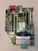 HP Beaches PCB Rev C Motherboard Intel Pentium 4 And 1 GB Ram - $84.15