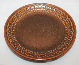 Wedgwood Set of 2  Pennine Brown Bread & Butter Side Plates Dish Made in England image 8
