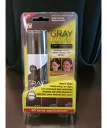 NEW! AS SEEN ON TV GRAY-AWAY root concealer 40 spray applications Touch ... - $17.77