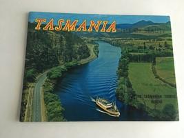 Vintage Visitor's Guide Tasmania Tourist bureau  34 pgs - $17.77