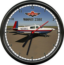 Mooney 231 EC  Aircraft Pilot Airplane Flying Personal Aircraft Sign Wal... - $21.12