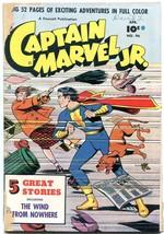 Captain Marvel Jr. #91 1951- Fawcett Golden Age reading copy - $30.26